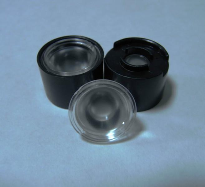 供应17系列90度大功率LED透镜  90度LED透镜