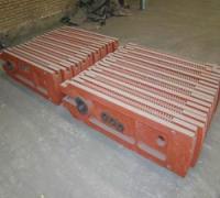游梁式抽油机曲柄铸件、铸造加工、抽油机铸件生产厂家、河北泊头批发
