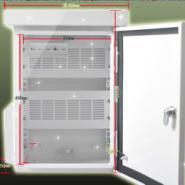 城市监控箱抱箍式制造商图片