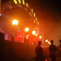 供应北京舞台特效彩色喷火机销售租赁