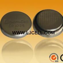 供应环保CR1025扣式电池、玩具使用小电池
