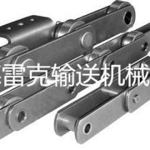 供应304不锈钢双节距链条链板输送机德雷克机械低价直供图片