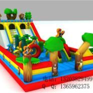 充气城堡充气玩具图片