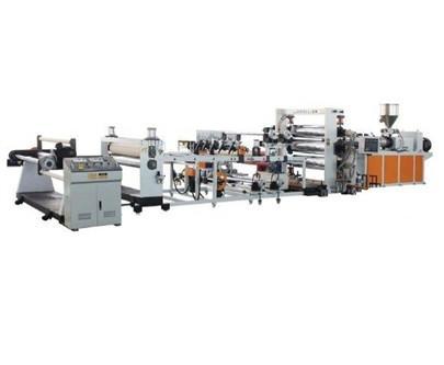 供应金韦尔PVC透明软片/硬片生产线