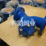 供应GL41H-16Q铸铁Y型过滤器