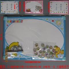 供应磁性写字板儿童白板书写板