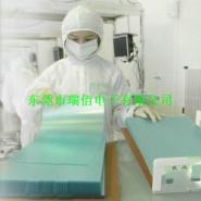 广州百级清洗乳胶净化手套厂家直销图片