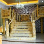 供应人造石楼梯扶手首选品牌,玛瑙玉石楼梯扶手价格