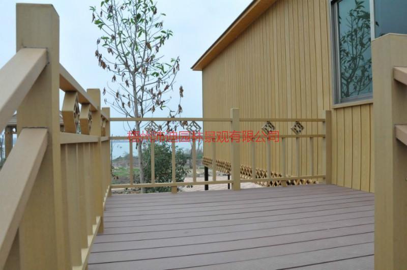 供应钦州灵山县塑木护栏,钦州灵山县塑木护栏设计,钦州灵山县塑木护栏安