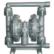 佛山裕欣特种耐酸泵QBY不锈钢气动隔膜泵图片