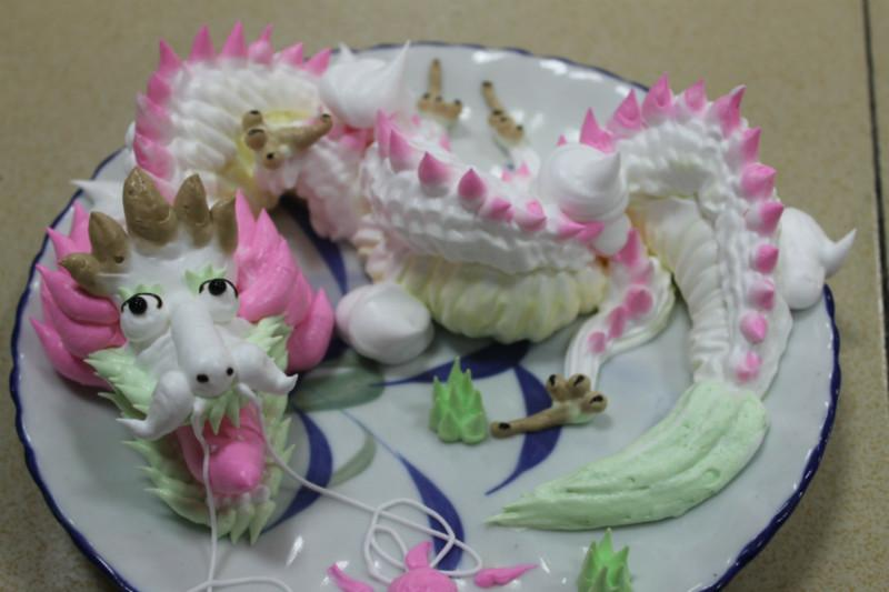十二生肖蛋糕裱花视频_哪里有卖蛋糕裱花制作十二生肖的图书和光碟-新手练习生曰蛋糕 ...
