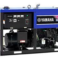 雅马哈原装整机进口柴油发电机组图片