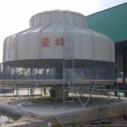 注塑机125T圆形冷却塔图片