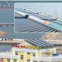 沧州市宾馆太阳能节能工程太阳能热水器模块工程