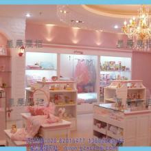 供应广州婴童展柜厂设计装修母婴用品