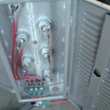 供应350公斤熔铝炉