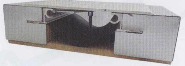 哈尔滨明月铝合金变形缝装置 变形缝伸缩缝防震缝 装置,不锈钢变形缝装置