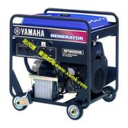 全新原装进口雅马哈10KW单相发电机图片