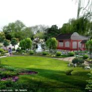上海别墅园林图片