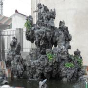 上海闵行制作英石假山价格图片