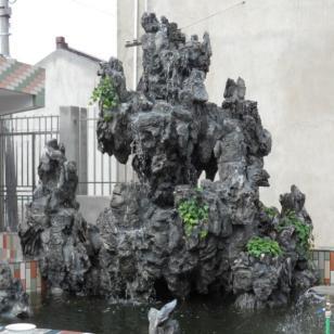 江苏上海哪里的假山雕塑最便宜图片