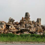 上海太湖石假山定做图片