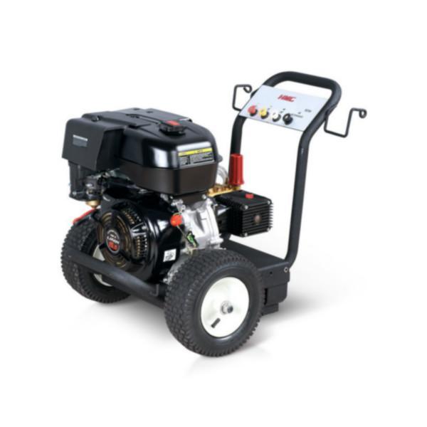 供应恒瑞HMC G275汽油版冷水高压清洗机小广告清洗机