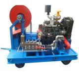 供应专业定制大管道高压水疏通机大型机器