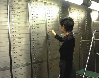 供应银行代保管箱订做生产制造厂家 银行保管箱业务 银行保管箱费用