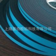 9.5MM厚EVA蓝膜泡棉胶带图片