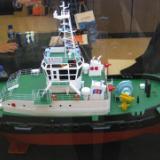 供应南通拖轮模型专业制作公司/上海拖船模型制作公司