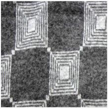 厂家直销批发提花色织面料常熟涤棉色织格子提花布批发