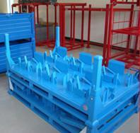 供应人气爆款物流料架储运设备总装线边料架可堆叠/苏州汽车零部件料架价格批发