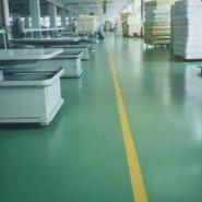 深圳厂房耐酸重防腐地板工程图片