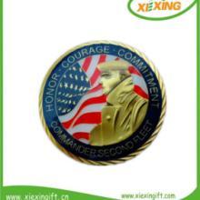 供应收藏纪念币双色电镀纪念币批发
