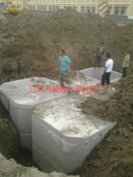 供应预制化粪池专业施工团队-预制化粪池电话-预制化粪池价格