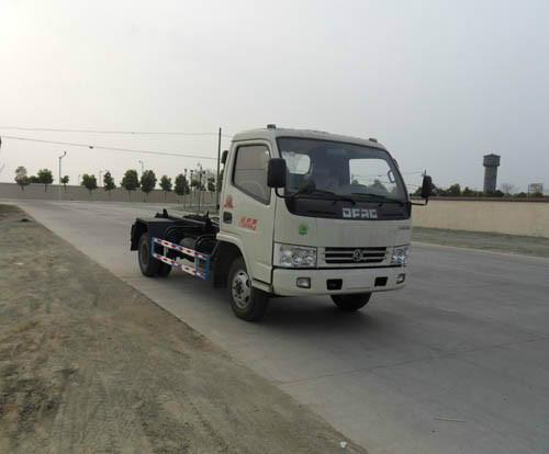 供应福瑞卡车厢可卸式垃圾车图片