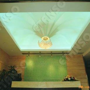 嘉兴平湖白色灯箱膜海盐灯膜图片