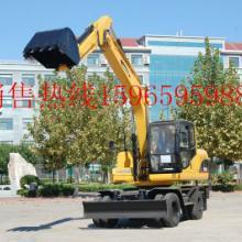 供应150型轮胎式挖掘机批发