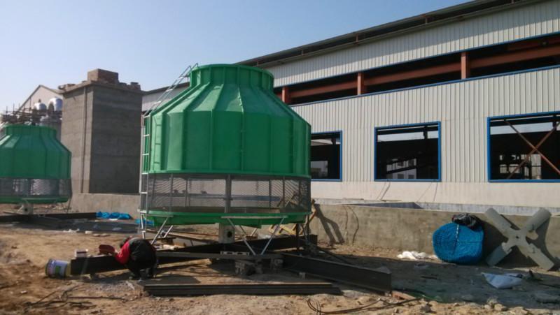 供应电炉冷却塔图片