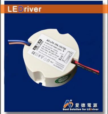 LED功率10W吸顶灯外置电源图片/LED功率10W吸顶灯外置电源样板图 (1)