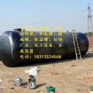 云南卧式钢油罐图片