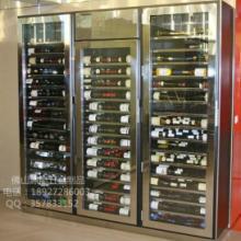 供应广州不锈钢红酒架设计制作,优质不锈钢红酒酒架厂家,广州不锈钢