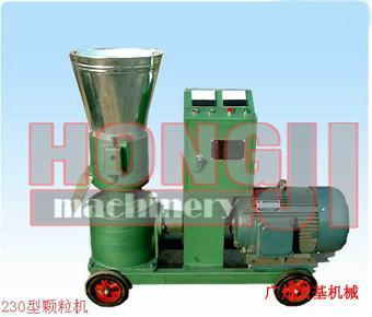 供应广州饲料颗粒机,广东饲料加工机器,广西颗粒机饲料机230型颗粒机