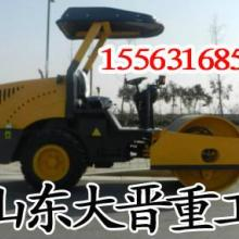 供应5吨半小型座驾压路机敞篷式压路机批发