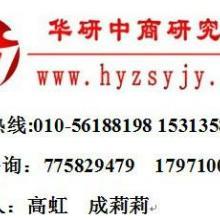 中国信用评级行业市场运行态势分析及投资竞争力咨询报告批发