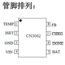供应深圳CN3062代理_CN3062现货_CN3062库存