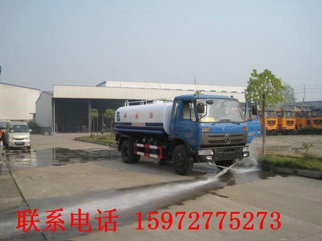 供应云南省洒水车生产厂家图片
