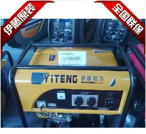 供应上海5KW单相汽油发电机生产厂家图片