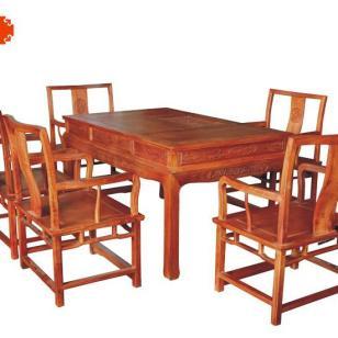 花鸟茶桌图片